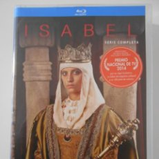Series de TV: ISABEL. SERIE COMPLETA EN BLURAY. 12 DISCOS. COLOR. 2908 MINUTOS. 3 TEMPORADAS. 39 EPISODIOS. CON MI. Lote 242263990