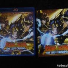 Series de TV: THE LOST CANVAS - TEMPORADA 2 CONTIENE 3 BD + DVD EXTRAS + LIBRO + POSTAL NO TIENE LA SOBRECUVIERTA. Lote 245278850
