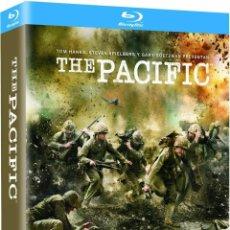 Series de TV: THE PACIFIC. EDICIÓN BELGA CON AUDIO EN CASTELLANO.. Lote 246170780