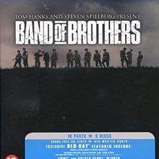 Series de TV: BAND OF BROTHERS. EDICIÓN BELGA IDÉNTICA A LA ESPAÑOLA.. Lote 246250265