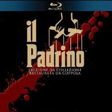 Series de TV: EL PADRINO. 4 BLURAYS INDEPENDIENTES. EDICIÓN ITALIANA IDÉNTICA A LA ESPAÑOLA.. Lote 246251975