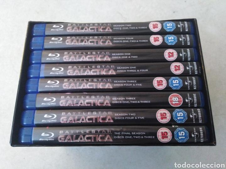 Series de TV: Battlestar Galactica, the complete series, Blu-Ray - Foto 7 - 246591995