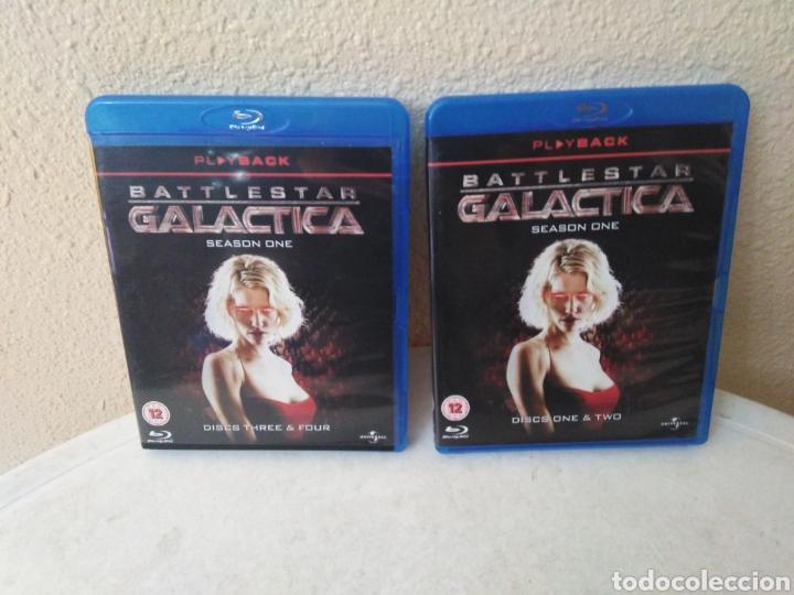 Series de TV: Battlestar Galactica, the complete series, Blu-Ray - Foto 8 - 246591995