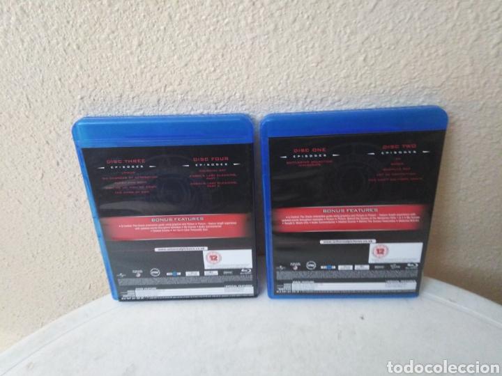 Series de TV: Battlestar Galactica, the complete series, Blu-Ray - Foto 9 - 246591995