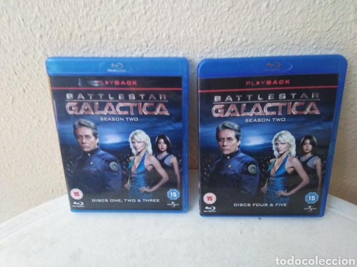 Series de TV: Battlestar Galactica, the complete series, Blu-Ray - Foto 10 - 246591995