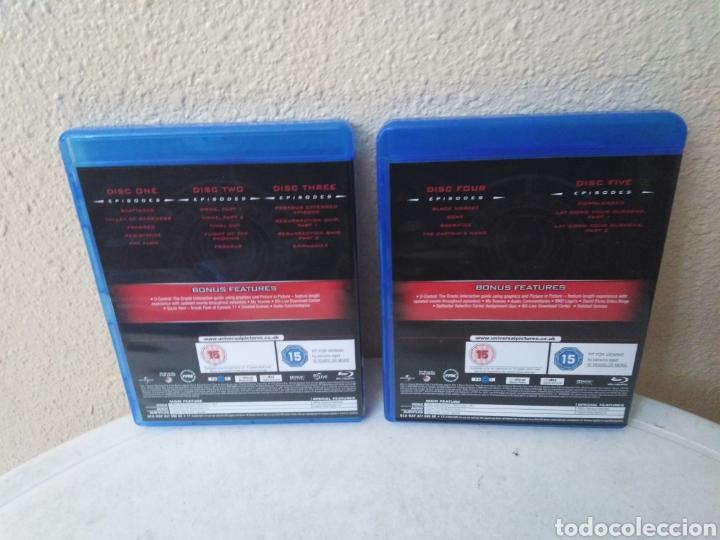 Series de TV: Battlestar Galactica, the complete series, Blu-Ray - Foto 11 - 246591995
