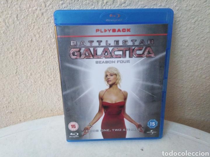 Series de TV: Battlestar Galactica, the complete series, Blu-Ray - Foto 14 - 246591995
