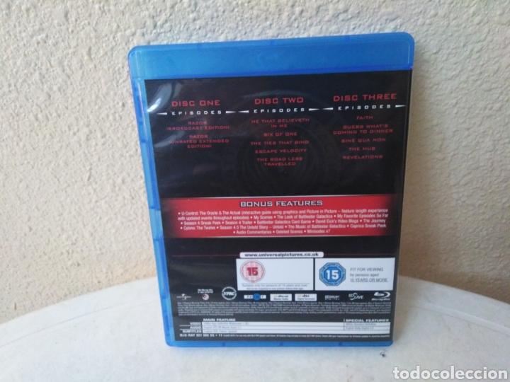 Series de TV: Battlestar Galactica, the complete series, Blu-Ray - Foto 15 - 246591995