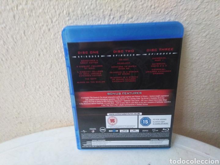 Series de TV: Battlestar Galactica, the complete series, Blu-Ray - Foto 17 - 246591995