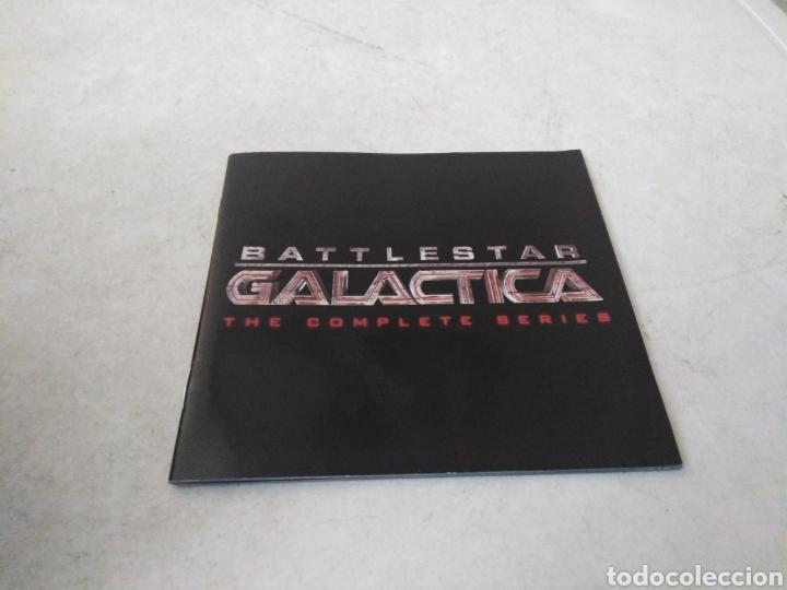 Series de TV: Battlestar Galactica, the complete series, Blu-Ray - Foto 18 - 246591995