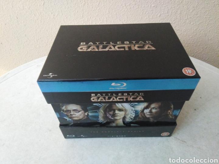 BATTLESTAR GALACTICA, THE COMPLETE SERIES, BLU-RAY (Series TV en Blu -Ray )