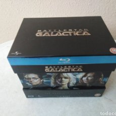 Series de TV: BATTLESTAR GALACTICA, THE COMPLETE SERIES, BLU-RAY. Lote 246591995