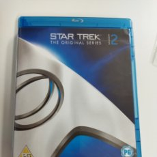 Series de TV: STAR TREK SERIE ORIGINAL TEMPORADA 2 EN BLU-RAY. Lote 251833135