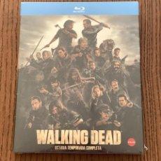 Series de TV: THE WALKING DEAD TEMPORADA 8 BLU RAY SERIE PRECINTADA OCTAVA. Lote 252735120