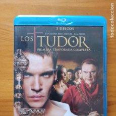 Series de TV: BLU-RAY LOS TUDOR - PRIMERA TEMPORADA COMPLETA - 3 DISCOS (Y7). Lote 252970390
