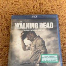 Series de TV: THE WALKING DEAD TEMPORADA 9 BLU RAY SERIE NOVENA. Lote 253179710