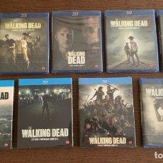 Series de TV: THE WALKING DEAD TEMPORADAS 1 - 9 BLU RAY PRECINTADAS. Lote 253514555