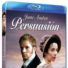 Series de TV: PERSUASIÓN (BLU-RAY) (BD-R). Lote 254247610