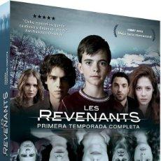 Series de TV: LES REVENANTS - TEMPORADA 1ª COMPLETA (BLU-RAY). Lote 254247630