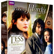 Series de TV: PACK COLLECTION THOMAS HARDY (BLU-RAY). Lote 254247645