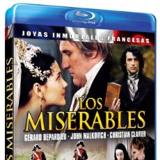 Series de TV: LOS MISERABLES (2000) (LES MISERABLES) (BLU-RAY) (BD-R). Lote 254247665