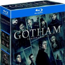 Series de TV: PACK GOTHAM - 1ª + 2ª TEMPORADA (BLU-RAY). Lote 254247685