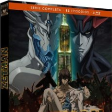 Series de TV: ZETMAN - SERIE COMPLETA (BLU-RAY). Lote 254247730