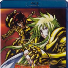 Series de TV: SAINT SEIYA: LOS CABALLEROS DEL ZODIACO - THE LOST CANVAS - VOL.1 (BLU-RAY). Lote 254247780