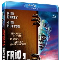 Series de TV: FRÍO EN LA NOCHE (BLU-RAY) (DON'T BE AFRAID OF THE DARK) (NIGHTMARE). Lote 254247855