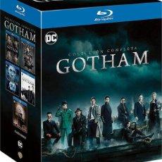 Series de TV: GOTHAM: COLECCIÓN COMPLETA TEMPORADA 1-5 (BLU-RAY). Lote 254247915