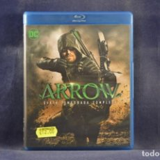 Series de TV: ARROW - SEXTA TEMPORADA COMPLETA - 4 BLU RAY. Lote 254338800