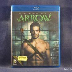 Series de TV: ARROW - PRIMERA TEMPORADA COMPLETA - 4 BLU RAY. Lote 254340095