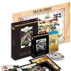 Series de TV: RECORD OF THE LODOSS WAR BLU-RAY COLECCIONISTA. Lote 254807345