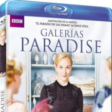 Series de TV: GALERIAS PARADISE (BLU-RAY) (THE PARADISE). Lote 259304935