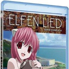 Series de TV: ELFEN LIED - SERIE COMPLETA (BLU-RAY) (ERUFEN RITO). Lote 259304960