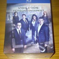 Series de TV: VIGILADOS: PERSON OF INTEREST LA COLECCION SERIE COMPLETA BLU-RAY NUEVO PRECINTADO. Lote 260310155