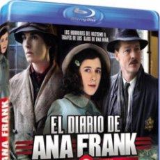 Series de TV: EL DIARIO DE ANA FRANK (2009) (THE DIARY OF ANNE FRANK) (BLU-RAY). Lote 261362135