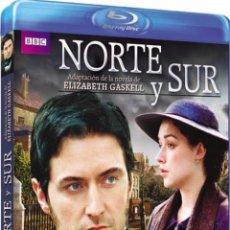 Series de TV: NORTE Y SUR (BLU-RAY) (NORTH AND SOUTH). Lote 261362280