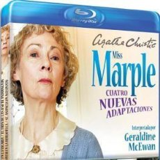 Series de TV: AGATHA CHRISTIE (MISS MARPLE) - CUATRO NUEVAS ADAPTACIONES (BLU-RAY). Lote 261362285