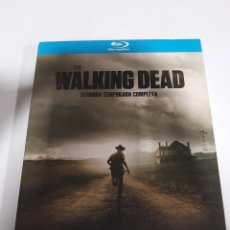 Serie di TV: BRS100 THE WALKING DEAD SEGUNDA TEMPORADA COMPLETA BLURAY SEGUNDA MANO. Lote 267758864