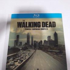 Serie di TV: BRS100 THE WALKING DEAD PRIMERA TEMPORADA COMPLETA BLURAY SEGUNDA MANO. Lote 267759004