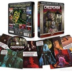 Series de TV: CREEPSHOW (BLU-RAY) EDICIÓN METÁLICA. Lote 269616278