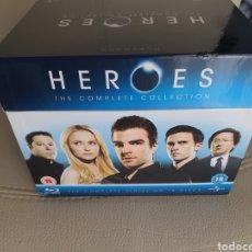 Series de TV: HEROES , SERIE COMPLETA EN BLU RAY , INGLÉS CON SUBTITULOS EN ESPAÑOL. Lote 270254933