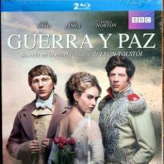 Series de TV: GUERRA Y PAZ. Lote 270937508