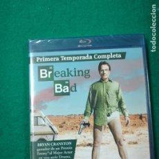 Series de TV: BREAKING BAD. PRIMERA TEMPORADA INCLUYE 7 EPISODIOS EN DOS DISCOS. BLU-RAY. PRECINTADO.. Lote 271118408