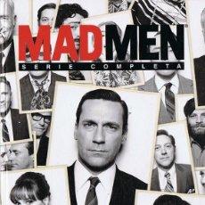 Series de TV: MAD MEN SERIE COMPLETA (BLURAY). Lote 272755953