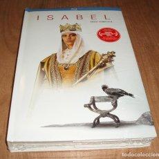 Series de TV: ISABEL SERIE COMPLETA 1-3 TEMPORADAS 12 DISCOS BLU-RAY+LIBRO TAPA DURA NUEVO PRECINTADO (SIN ABRIR). Lote 274929883