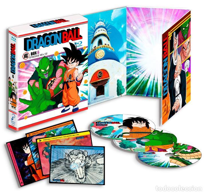 DRAGON BALL BOX 6 BLU-RAY (Series TV en Blu -Ray )