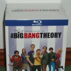 Series de TV: THE BIG BANG THEORY 1-9 TEMPORADAS COMPLETAS 18 BLU-RAY PRECINTADO (SIN ABRIR). Lote 275290313