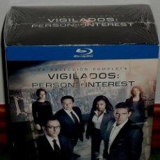 Series de TV: VIGILADOS 1-5 TEMPORADAS SERIE COMPLETA 21 BLU-RAY 103 EPISODIOS NUEVO PRECINTADO (SIN ABRIR) R2. Lote 275300793